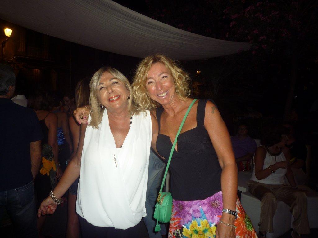 Maria Grazia Amore e Mariagrazia  Messina