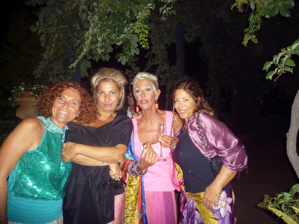 EMANUELA BASILE, ELENA GIORDANO, EMILIA MIGNEMI, ROBERTA MORO