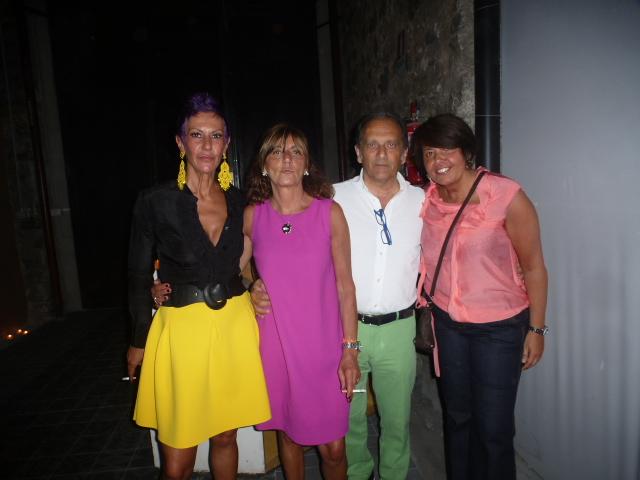 EMILIA MIGNEMI, GIUSI DI MARZIO, GAETANO FEDE, ROBERTA IUDICA