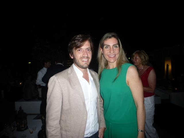 Vincenzo Spatafora e  Beatrice  Grimaldi di Serravalle