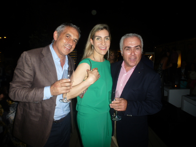Marco  Magnano, Beatrice  Grimaldi di Serravalle e  Pippo  Pappalardo