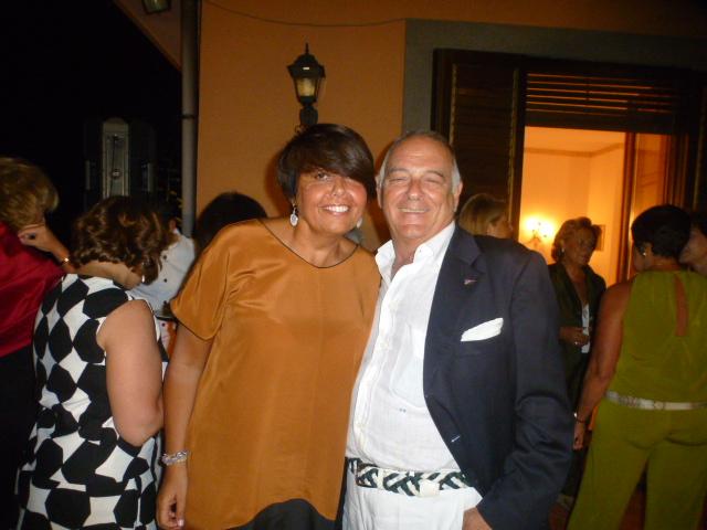 Marina Iudica  e Vincenzo Barone