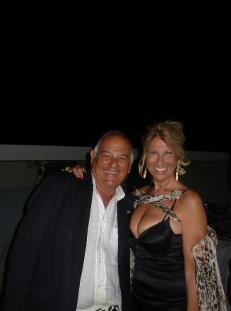 Vincenzo Barone e  Mariella Gennarino