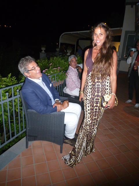 Salvo Riolo e Cinzia Cannizzo