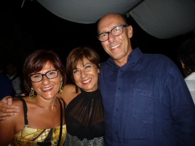 Cherie Signorelli, Ornella e  Maurizio Santonocito