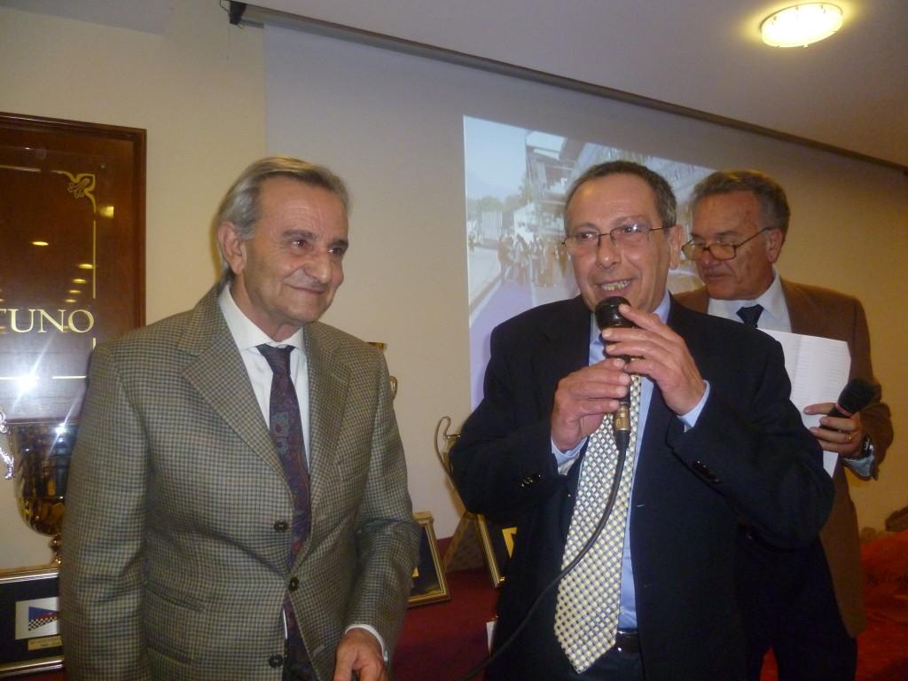 Mario Litrico e  Vito Reina
