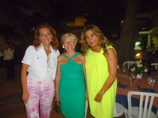 Marika Cappellani,Maria Castellino, Rossella Sfogliano