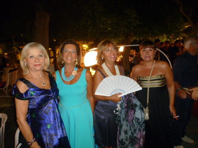 Daniela Russo,Adriana Molina,Giusi e Annamaria Bellone