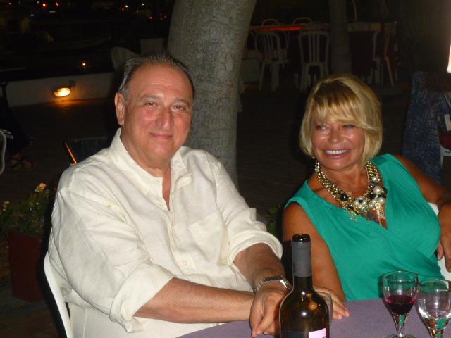 Valerio Molina  e Sylvia Guarnera