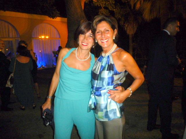 Angela  Majorana e  Livia Scammacca Majorana