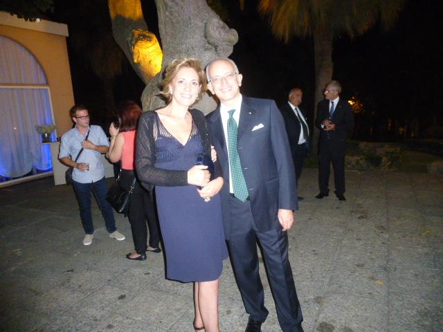 Aurora e Giacomo Pace