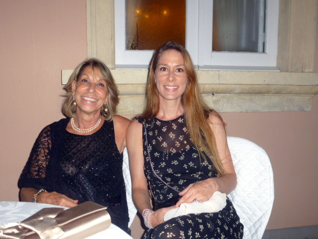 Elesabetta e Laura  Ferreri dell'Anguilla