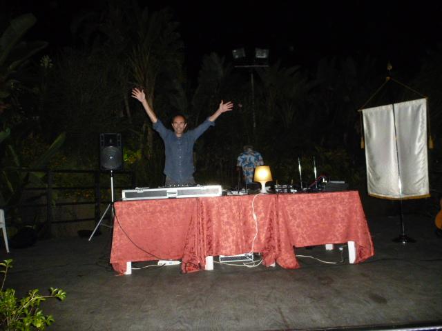 il grande  DJ  Roberto Samperi