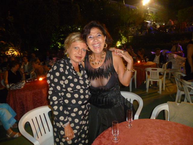 Mariella  Chines e  Mirella Lombardo