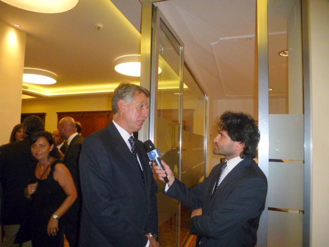 Intervista  a Marino Breganze, Presidente  di BancaNuova