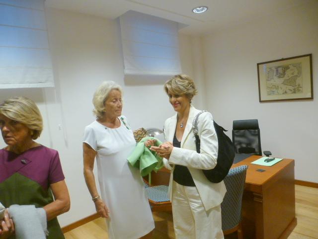 Maria Carla  Macola  e  Francesca  Zangara