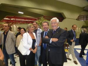 Anna Piazza,Francesco Milazzo, Carmelo Piazza