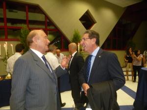 Ernesto Pellegrini e Francesco Milazzo