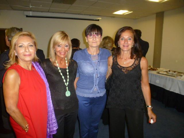Sandra  Grimaldi Di Nixima,Emilia Spampinato, Liliana  Sapuppo, Rita  Gugliemino