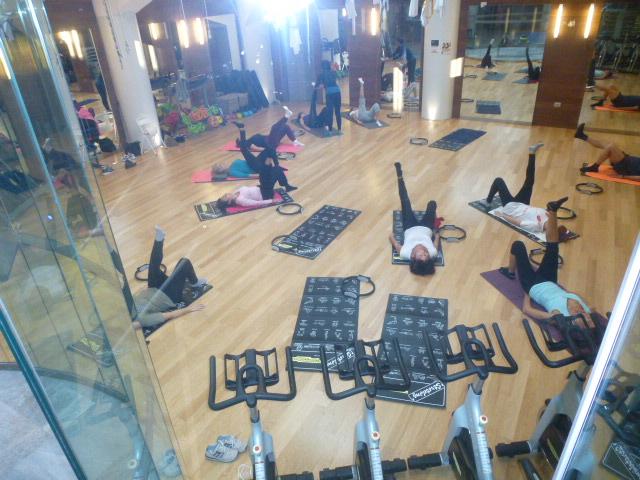 Salone  Pilates