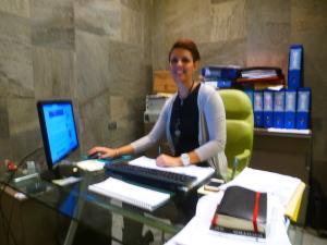 Serena Giudici, addetta alla Comunicazione e PR