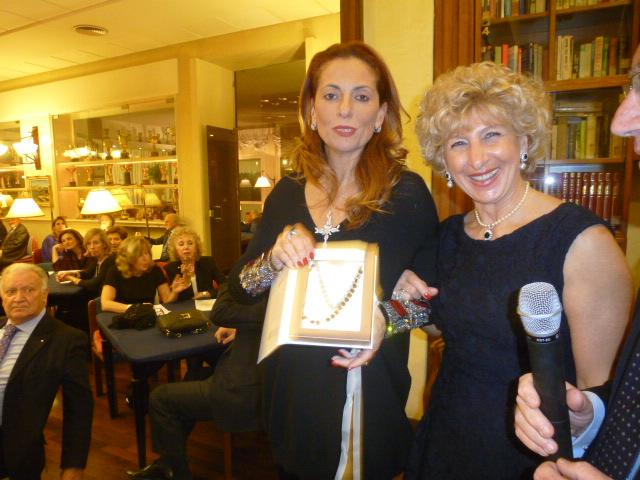 Marika  Cappellani e  Emma  Calabrese