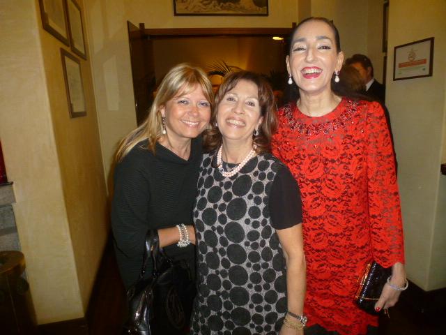 Gianna Azzaro, Rita Privitera, Ghetta Grillo