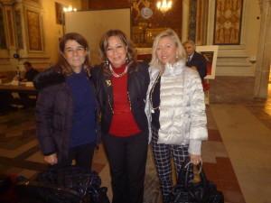 Giovanan Asciutti,Antonella Mandala',Gina  Pappalardo Messina