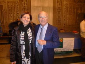 Carmela Vagliasindi e  Mario Ursino