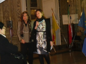 Antonella Mandala' e Maria Carmela  Vagliasindi
