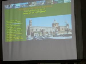 una  slide   relativa  ai programmi