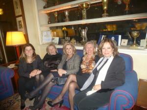 Giovanna  Asciutti, Agata Mazza, Daniela Di Stefano, Gina  Messina, Antonella Guglielmino