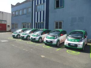 Cinque delle piccole  City car elettriche