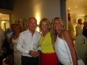 CLAUDIO CINA',MARIELLA E MILENA PRIVITERA