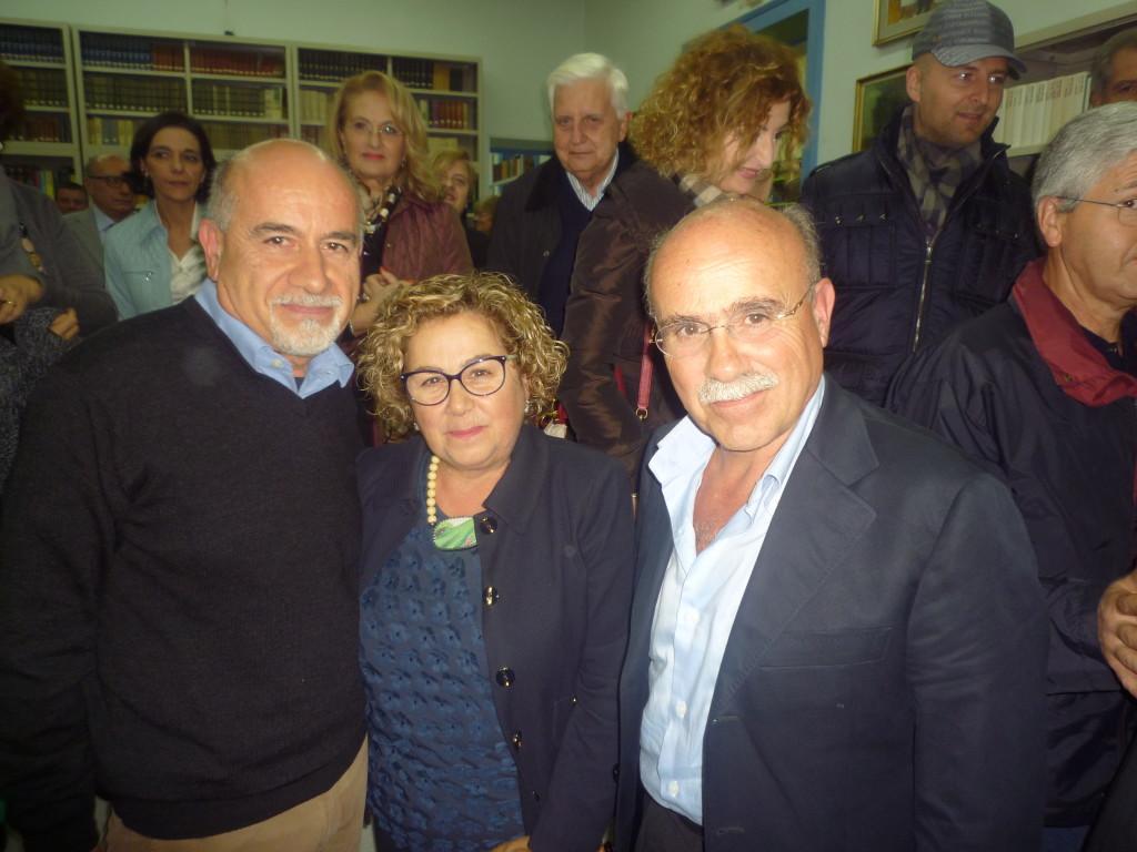 GIOVANNI, GEMMA ED EGIDIO INCORPORA