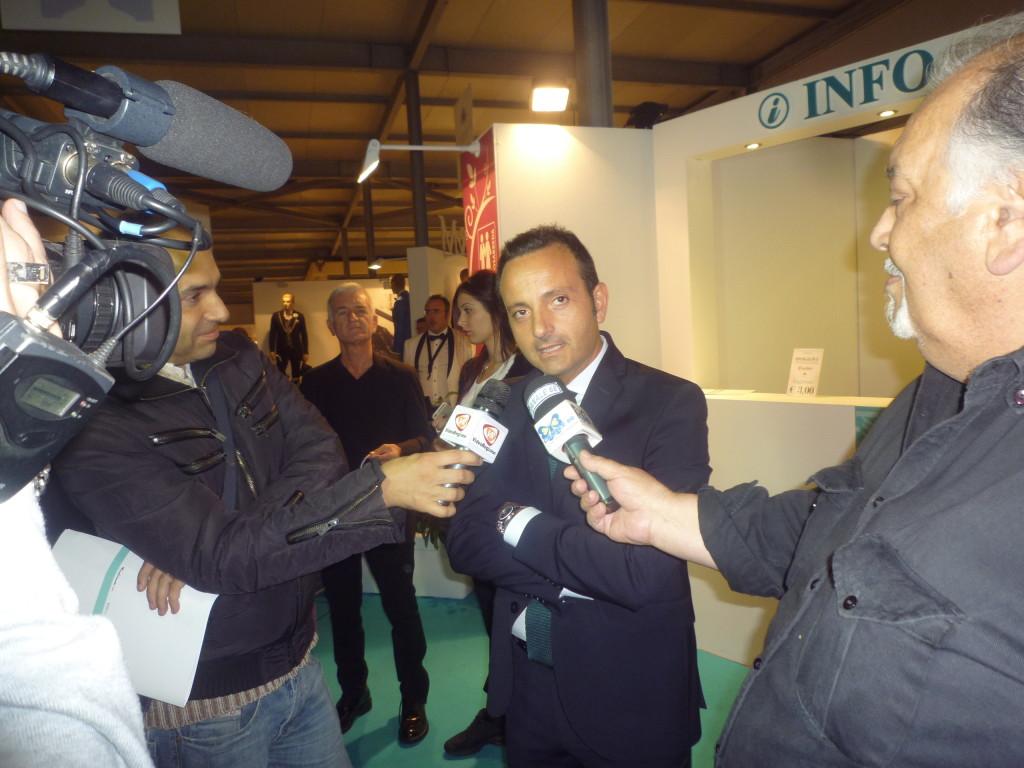 ALESSANDRO LANZAFANE , DIRETTORE GENERALE DI EUROFIERE