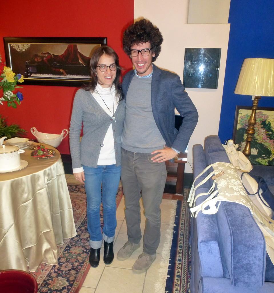 LILIANA ADAMO E RAFFAELLO BUCCHERI
