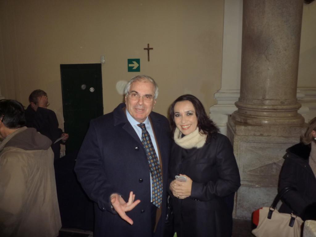 FILIPPO LA MACCHIA E MARIANNA CASA