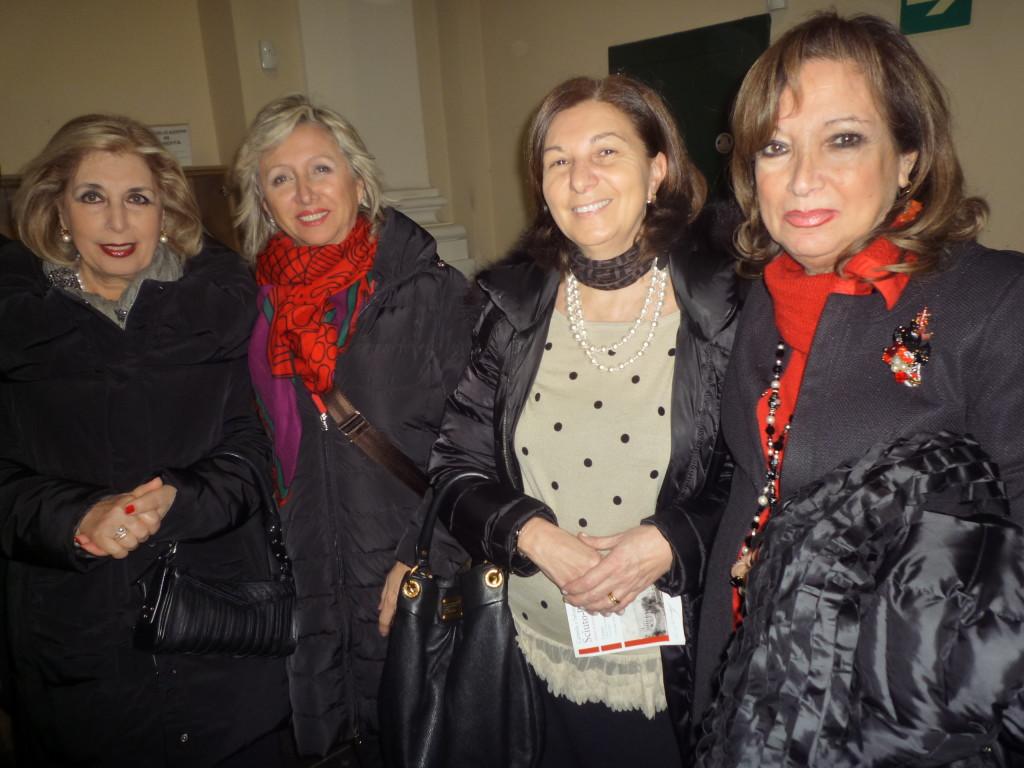 DANIELA DI STEFANO,GINA MESSINA,CARMELA VAGLIASINDI,ANTONELLA GUGLIELMINO