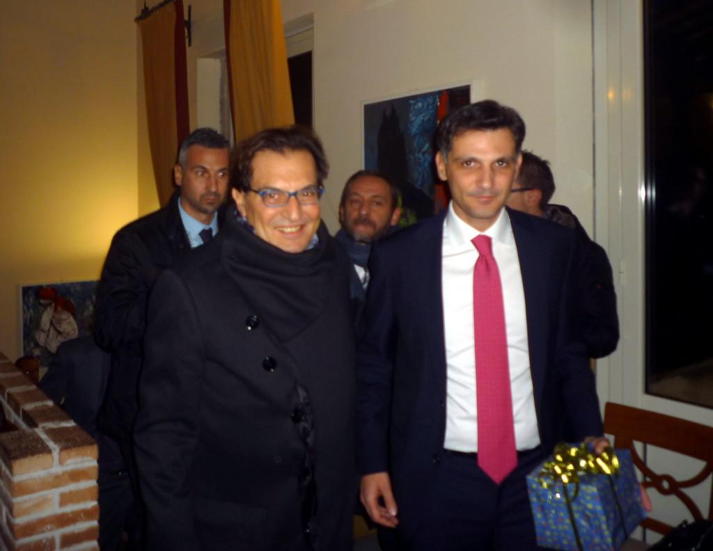 ROSARIO CROCETTA E ANTHONY BARBAGALLO