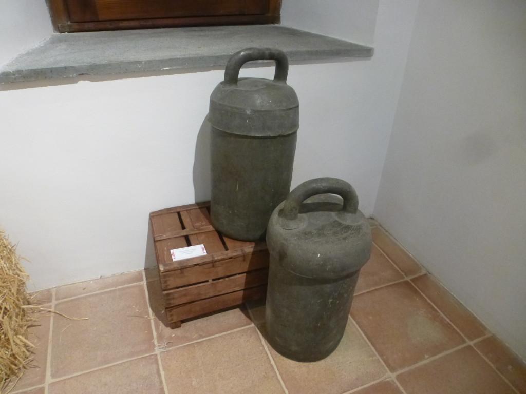contenitori di piombo per tenere il freddo