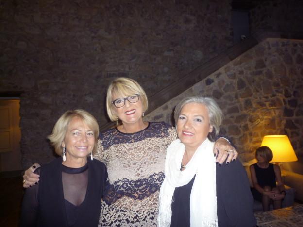 TERESA FERLITO,MIRELLA E GABRIELLA MAGRI'