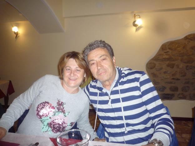 FRANCA E MATTEO ADRAGNA