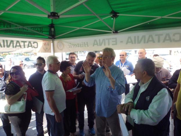 STEFANO CONSOLI SPIEGA IL CAMBIO DI PERCORSO