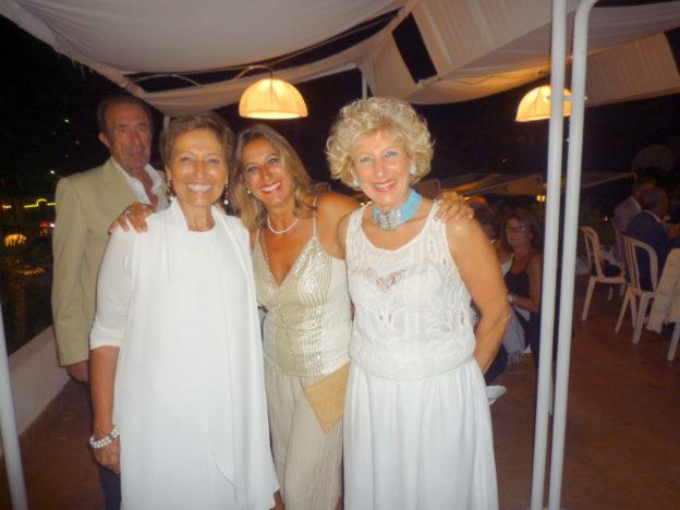 LIO E LINDA ZANGARA CON ITALA E EMMA CALABRESE