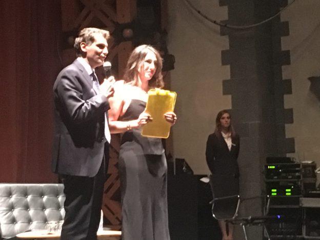 ANTONY BARBAGALLO E ANTONELLA FERRARA