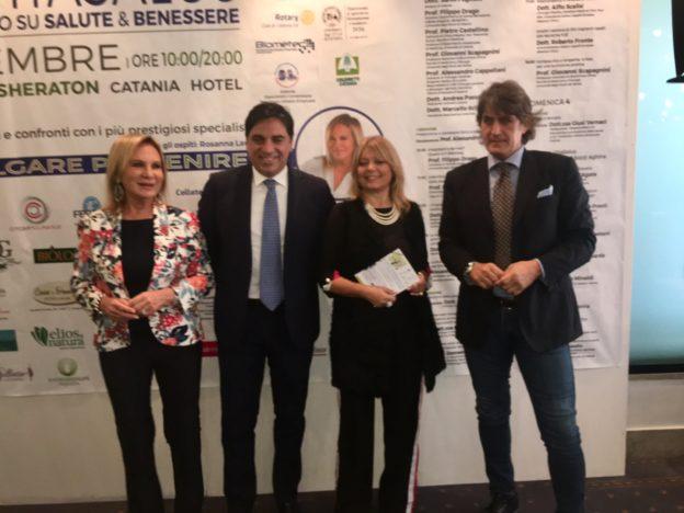 Allo Sheraton Catania Expo Vita Salus Un Successo Inventato Nel 2017 Da Gianna Azzaro Gar Eventi Cataniavip